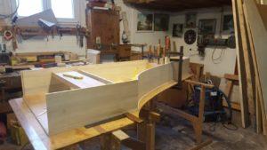 Ein neues Cembalo nach altem Vorbild
