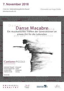 Danse Macabre I @ Auferstehungskirche Mombachstrasse   Kassel   Hessen   Deutschland