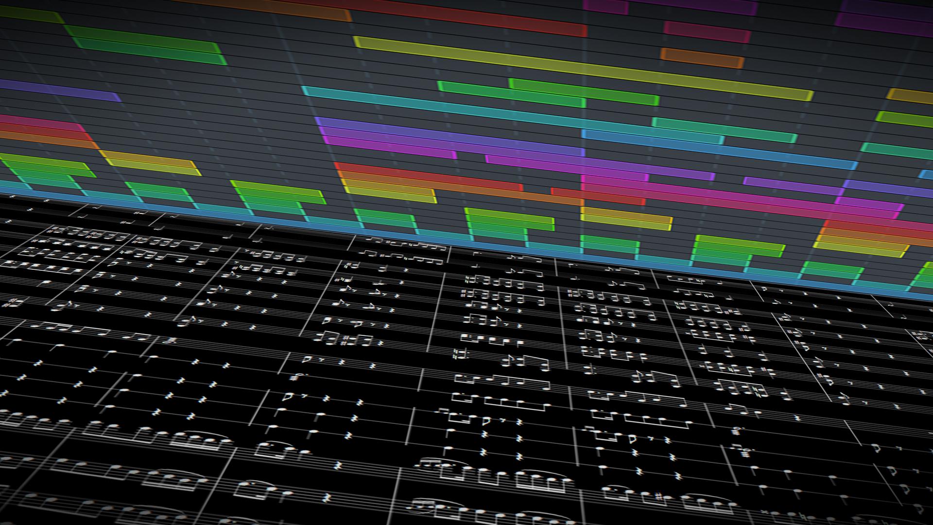 Notationsworkshop mit dem Programm Dorico von der Firma Steinberg