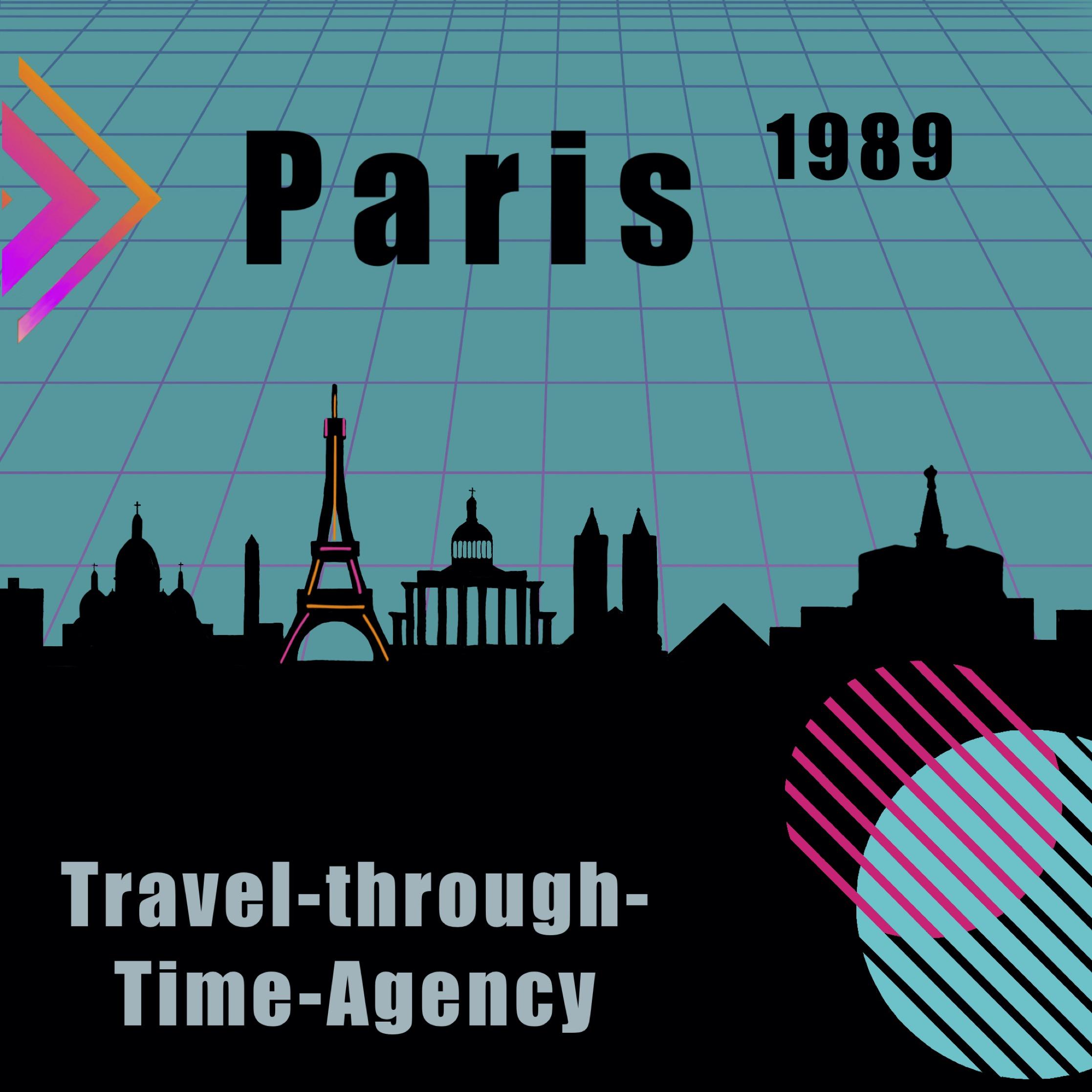 Read more about the article soundcheck 83: Holiday in Paris. Eine Kasseler Dystopie. Audiowalk durch Kassel