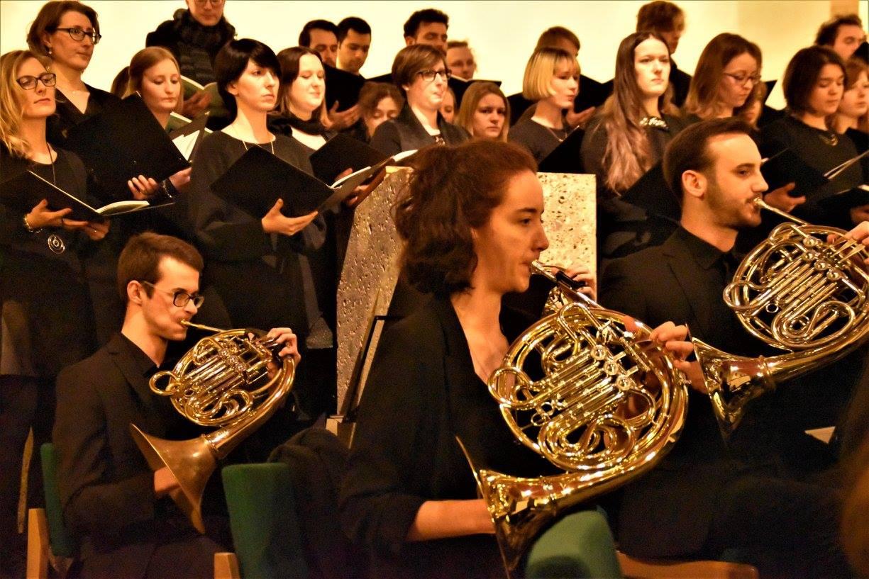 Ein Konzert, vier Dirigenten