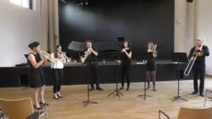 Read more about the article VIDEOS: SEMESTERABSCHLUSS – UniBrass